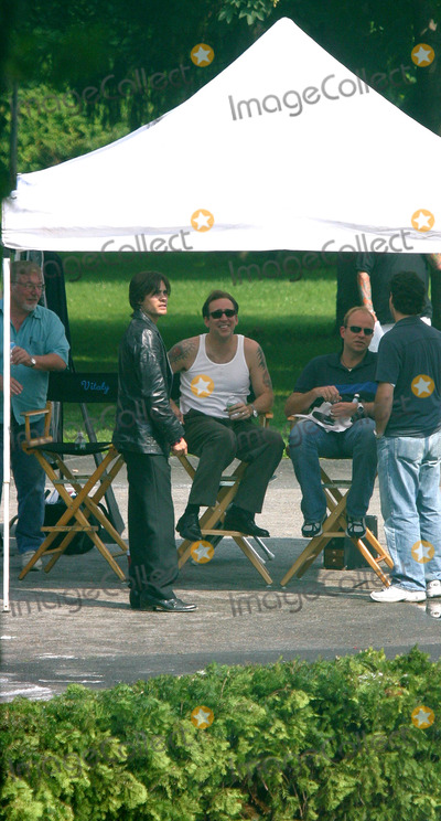 Photo - LORD OF WAR FILM SET