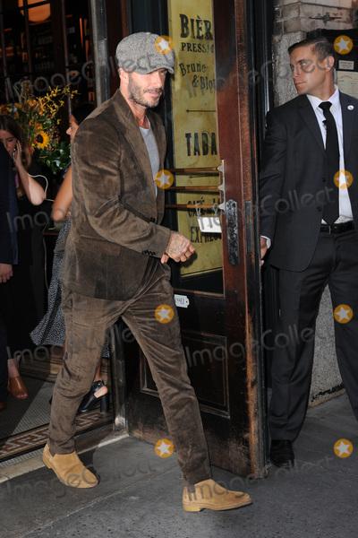Photo - Beckham Sighting 091116