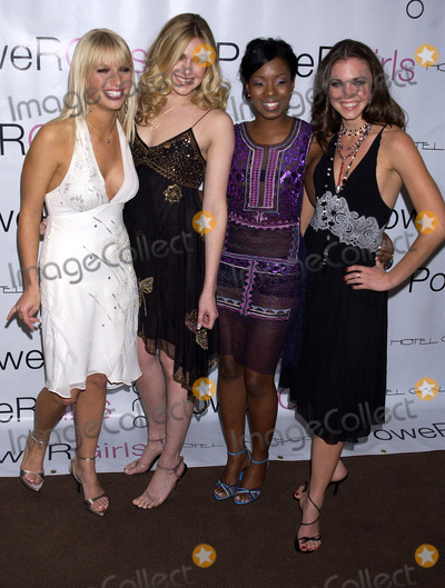 Millie Monyo Photo - NEW YORK MARCH 8 2005    Kelly Brady Rachel Krupa Lizzie Grubman Millie Monyo and Alli Zweben attend the premiere party of MTVs new reality show Power Girls