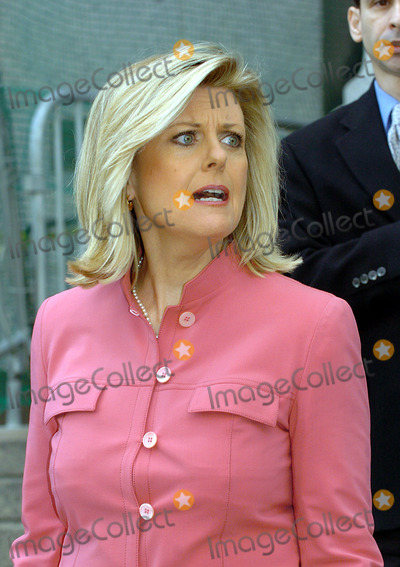 ALEX WITT Photo - ALEX WITT frightened as she departs Fedearl Court after hearing Martha Stewarts sentence New York July 16 2004 US District Judge Miriam Cedarbaum sentenced domestic diva Martha Stewart to five months in prison five months of home confinement and two years probation on top of a 000 fine for lying about a stock sale