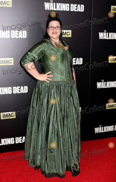 Ann Mahoney Photo - October 9 2015 New York CityAnn Mahoney arriving at the season six premiere of The Walking Dead at Madison Square Garden on October 9 2015 in New York CityBy Line Philip VaughanACE PicturesACE Pictures Inctel 646 769 0430