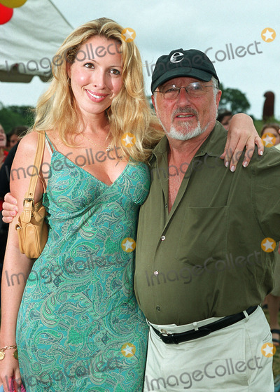 Stan Herman Photo - Lulu Johnson (daughter of Betsey Johnson) and Stan Herman at the Fifth Annual Super Saturday designer sale and family event to benefit the ovarian cancer research fund Water Mill Long Island July 27 2002