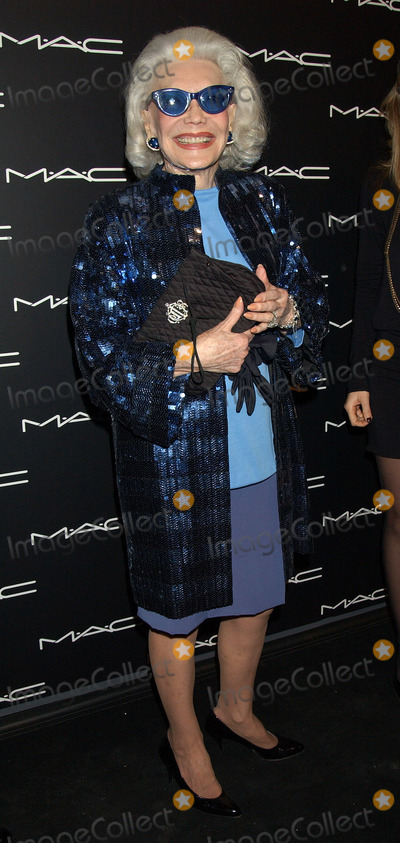 Anne Slater Photo - Anne Slater arriving to the MAC Chinese New Year Party kicking off Olympus Fashion Week