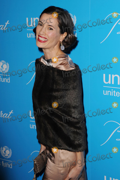 Annette Lauer Photo - November 27 2012 New York City Annette Lauer attends the Unicef Snowflake Ball at Cipriani 42nd Street on November 27 2012 in New York City
