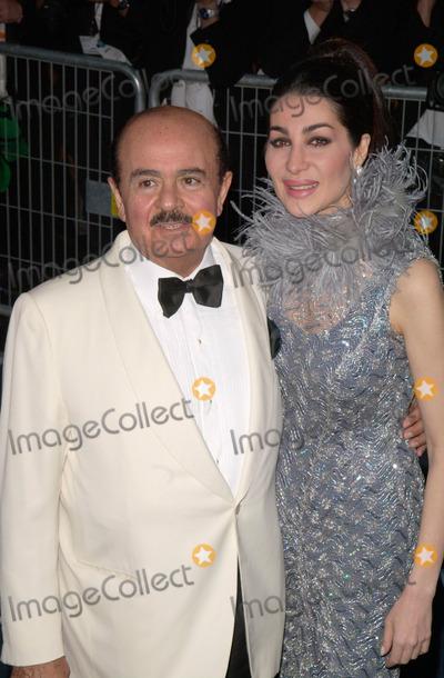 Adnan Kashoggi Photo - 18MAY2000  ADNAN KASHOGGI  wife SORAYA at the Victorias Secret Fashion Show at the Cannes Film Festival to benefit AmFAR Paul Smith  Featureflash
