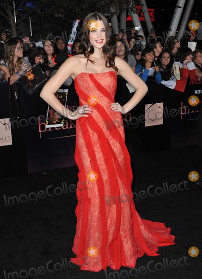 Photo - Kristen Stewart  Twilight Saga Breaking Dawn Part 1 Premiere