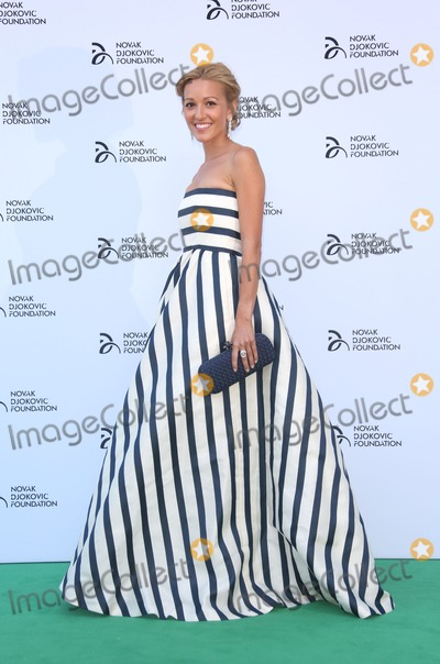 Jelena Ristic Photo - Jelena Ristic at the Novak Djokovic Foundation Event held at the Roundhouse Camden London 08072013 Picture by Henry Harris  Featureflash