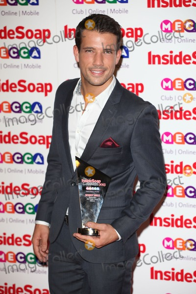 Ministry Photo - Danny Mac arriving for the 2013 Inside Soap Awards at the Ministry Of Sound London 21102013 Picture by Alexandra Glen  Featureflash