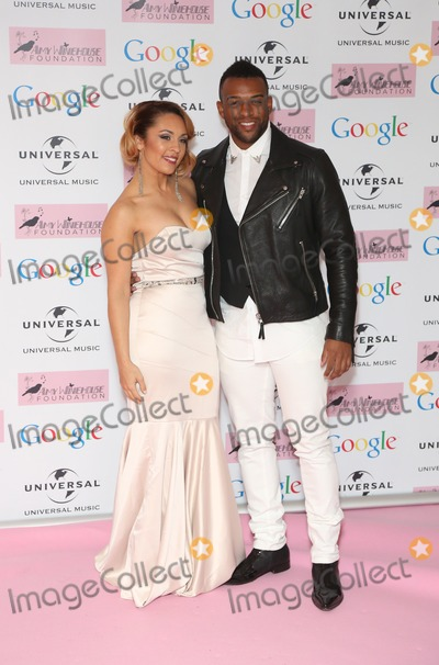 AJ Azari Photo - AJ Azari Oritse Williams arriving for the Amy Winehouse Foundation Dinner London 20112013 Picture by Henry Harris  Featureflash