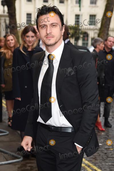 Dragos Savulescu Photo - Dragos Savulescu at the Criminal premiere at the Curzon Mayfair Cinema LondonApril 7 2016  London UKPicture Steve Vas  Featureflash