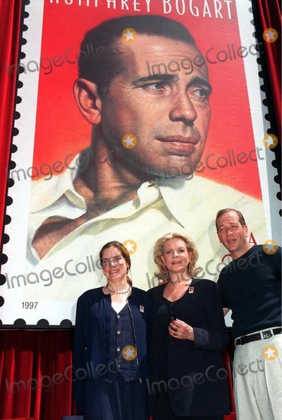 Photo - Humphrey Bogart stamp