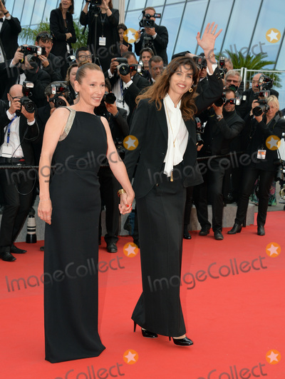Emmanuelle Bercot Photo - Director Maiwenn  actress Emmanuelle Bercot at the closing gala at the 68th Festival de CannesMay 24 2015  Cannes FrancePicture Paul Smith  Featureflash