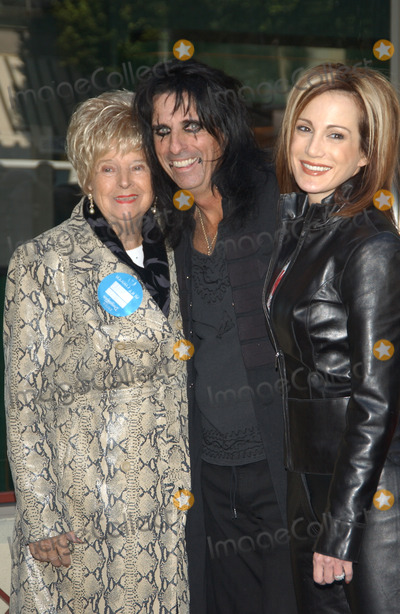Photos From Alice Cooper star ceremony