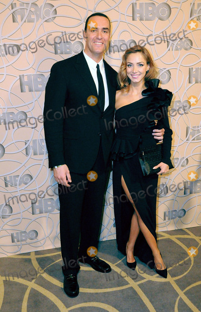 Alexander Nevsky Photo - BEVERLY HILLS CA - JANUARY 8 (L-R) Director Alexander Nevsky and actress Maria Bravikova attend HBOs official golden globes awards after party at Circa 55 restaurant at the Beverly Hilton Hotel on January 8 2017 in Beverly Hills California  (Photo by Barry KingImageCollectcom)
