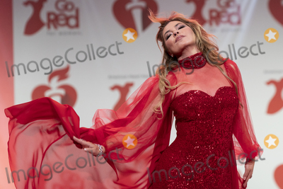 Photos From American Heart Association Red Dress Collection 2020 -NYC