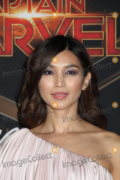 Gemma Chan Photo - Gemma Chan 03042019 The World Premiere of Captain Marvel held at the El Capitan Theatre in Los Angeles CA Photo by Izumi Hasegawa  HollywoodNewsWireco