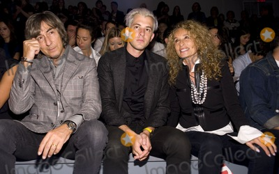 Ann Dexter-Jones Photo - NEW YORK - SEPTEMBER 11  (L-R) Laurence Ronson Mark Ronson and Ann Dexter Jones attend the Charlotte Ronson Spring 2011 fashion show during Mercedes-Benz Fashion Week at The Stage at Lincoln Center on September 11 2010 in New York City