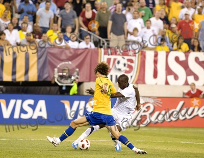 Photo - United States vs Brazil At The New Meadowlands Stadium