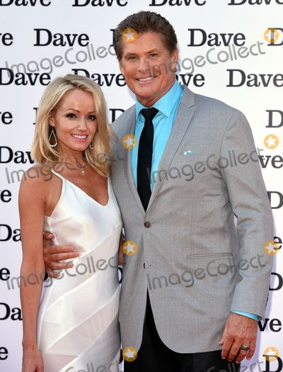 Photo - Hoff The Record UK TV Premiere