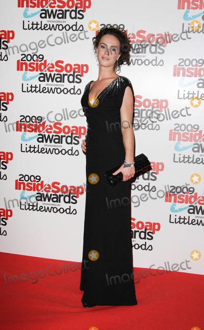 Amy Manson Photo - London UK Amy Manson at the Inside Soap Awards held at Sketch London 28th September 2009Keith MayhewLandmark Media