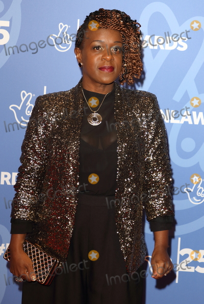 Photo - London UK Tameka Empson at National Lottery Awards 2019 held at BBC Wood Lane London on October 15th 2019Ref LMK73-J5616-161019Keith MayhewLandmark MediaWWWLMKMEDIACOM