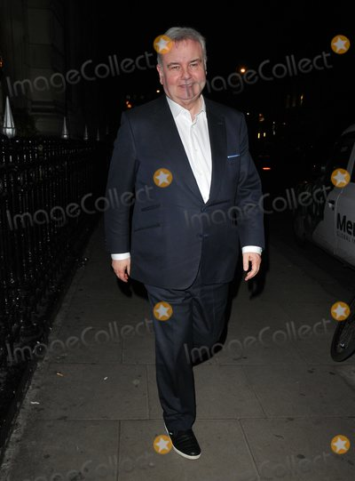 Photo - London UK Eamonn Holmes at the Ultimate News Quiz 2019 annual charity quiz in aid of Action for Children and Student Partnerships Worldwide Grand Connaught Rooms Great Queen Street London England UK on Wednesday 20th March 2019Ref LMK315-J4554-210319CAN NGUYENLandmark MediaWWWLMKMEDIACOM