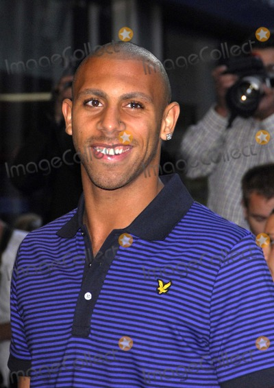 Anton Ferdinand Photo - London UK  Anton Ferdinand  at the premiere of In the Hands of the Gods  The Gardens London  The film is about five young footballers from the UK who decide to go to South America to meet their idol - Diego Maradona However to get there they decide they will earn it by showing off their football skills and finding any jobs they can to get to Argentina The film is released this week in London 10th September 2007 SydLandmark Media