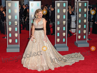 Photo - London UK Hofit Golan at EE British Academy Film Awards 2018 - Red Carpet Arrivals at the Royal Albert Hall London on Sunday February 18th 2018 Ref LMK73 -J1591-190218Keith MayhewLandmark Media WWWLMKMEDIACOM