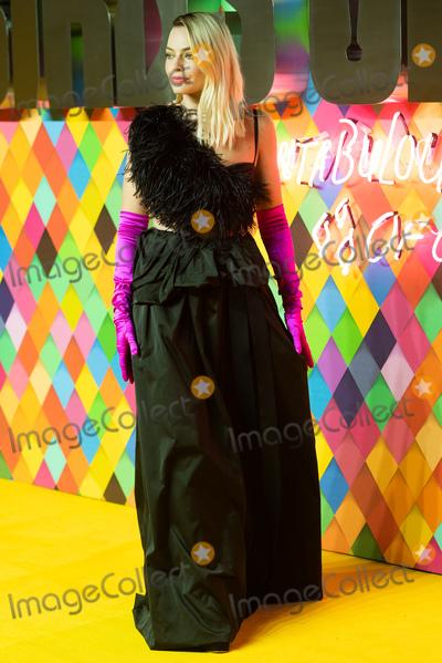 Margot Robbie Photo - London England Margot Robbie at the World Premiere of Birds Of Prey held at BFI IMAX London29 January 2020Ref LMK370-MB5020-300120Justin NgLandmark MediaWWWLMKMEDIACOM