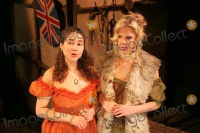 Alexandra Aitken Photo - London Lara Agar Stoby and Alexandra Aitken at a photocall for the Trelawny of the Wells at the Finborough Theatre26 April 2005Paulo PirezLandmark Media
