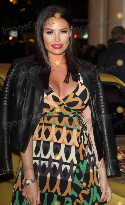 Photo - London UK Jessica Wright at Only Fools and Horses Press night at the Theatre Royal Haymarket London on Tuesday February 19th 2019Ref LMK73-J4377-200219Keith MayhewLandmark Media WWWLMKMEDIACOM