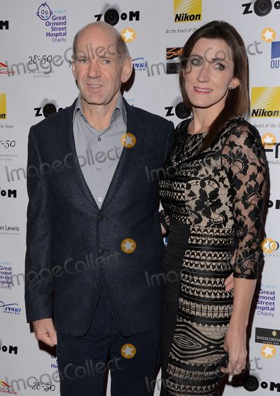 Adrian Newey Photo - London UK Adrian Newey and guest at  Zoom F1 Charity Auction and Reception at The InterContinental Hotel Park Lane London on 16 January 2015Ref LMK392-50401-170115Vivienne VincentLandmark Media WWWLMKMEDIACOM