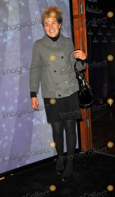 Amber Nuttall Photo - London UK Amber Nuttall at the Omega Constellation 2009 launch party at Almada15th October 2009Brian JordanLandmark Media