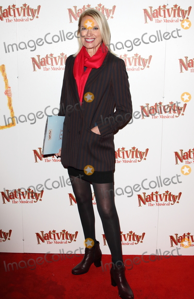 Anneka Rice Photo - London UK Anneka Rice at Nativity The Musical Press Night at the Eventim Apollo Hammersmith London on December 12th 2019Ref LMK73-J5926-121219Keith MayhewLandmark MediaWWWLMKMEDIACOM