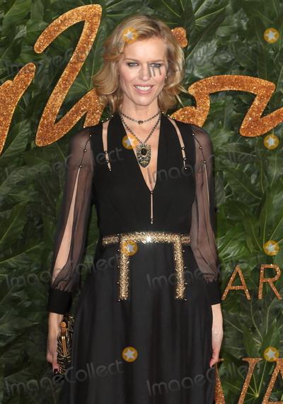 Photo - London UK Eva Herzigova at the The Fashion Awards 2018 at the Royal Albert Hall Kensington London on December 10th 2018Ref LMK73-J4027-111218Keith MayhewLandmark Media WWWLMKMEDIACOM