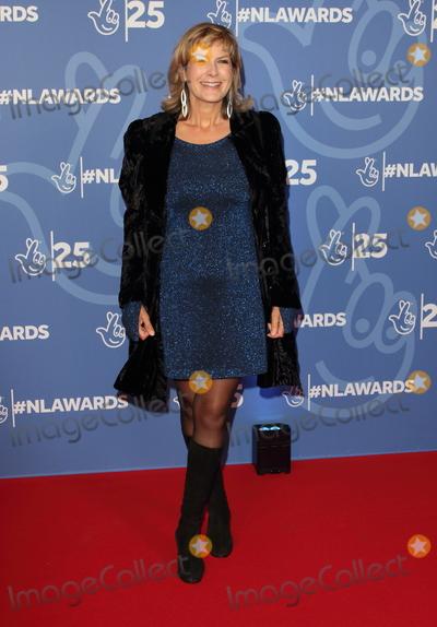 Photo - London UK Penny Smith at National Lottery Awards 2019 held at BBC Wood Lane London on October 15th 2019Ref LMK73-J5616-161019Keith MayhewLandmark MediaWWWLMKMEDIACOM