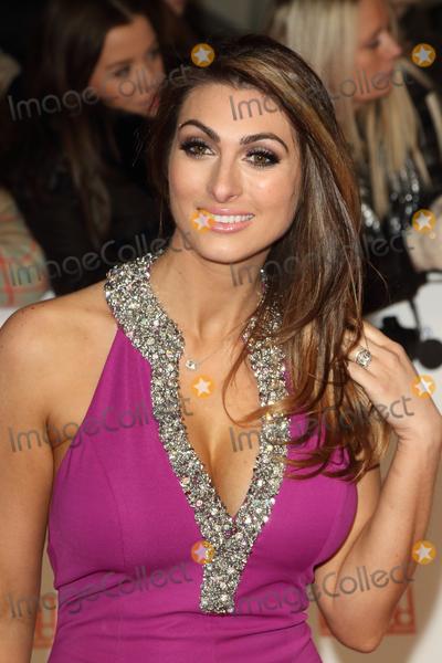 Photo - LondonUK Luisa Zissman  at the National Television Awards 2016 Red Carpet arrivals at the O2 London 20th January 2016 RefLMK73-59159-210116 Keith MayhewLandmark Media  WWWLMKMEDIACOM
