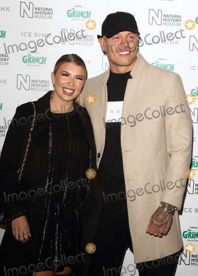 Photo - Natural History Museum Ice Rink Launch Party 2018