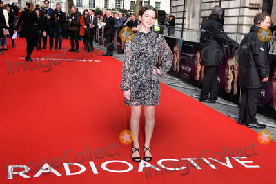 Ariella Glaser Photo - London UK Ariella Glaser at Radioactive UK Premiere held at Cuzon Mayfair London on Sunday 8 March 2020 Ref LMK392-2982-080320Vivienne VincentLandmark Media WWWLMKMEDIACOM