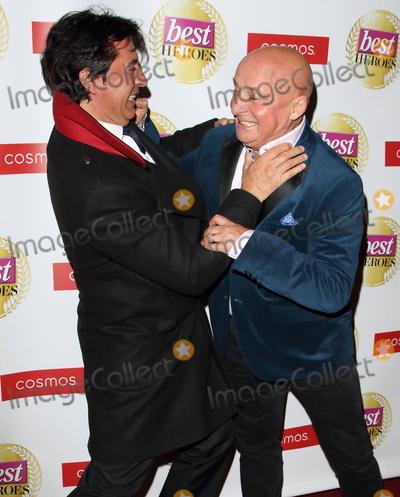 Aldo Zilli Photo - London UKJean-Christoph Novelli and Aldo Zilli Jacqui Beltrao  at The Best Heroes Awards 2019 at The Bloomsbury Hotel London on October 15th 2019Ref LMK73-J5617-161019Keith MayhewLandmark MediaWWWLMKMEDIACOM