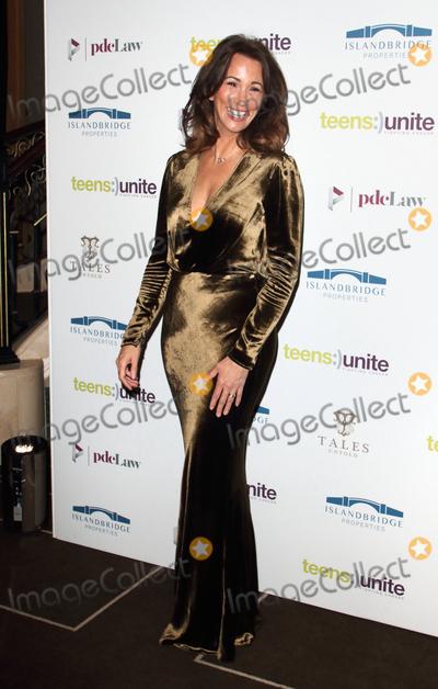 Andrea Mclean Photo - London UK  Andrea McLean atTeens Unite Tales Untold annual fundraising gala held at the Rosewood Hotel Holborn London 29th November  2019 RefLMK73-S2630-301119Keith MayhewLandmark Media WWWLMKMEDIACOM