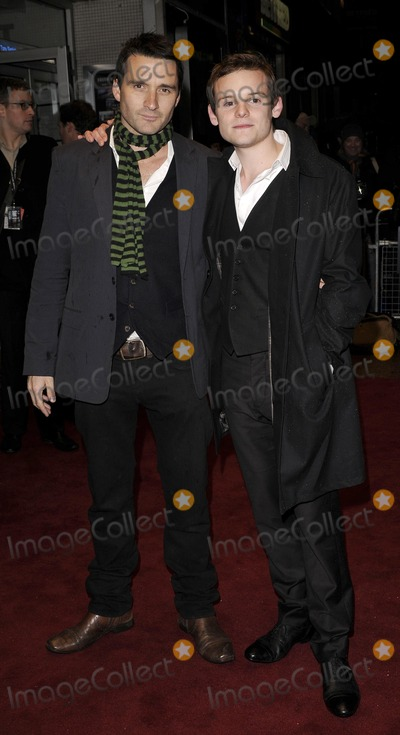 Alastair Mackenzie Photo - London UK Alastair Mackenzie and James Anthony at New Town Killers world premiere at the Odeon West End LFF day 4 28th October 2008Can NguyenLandmark Media