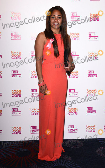 Alex Scott Photo - London UK Alex Scott at The Breast Cancer Care Fashion Show at Grosvenor House Park Lane London on Wednesday 7 October 2015Ref LMK392 -58339-081015Vivienne VincentLandmark Media WWWLMKMEDIACOM