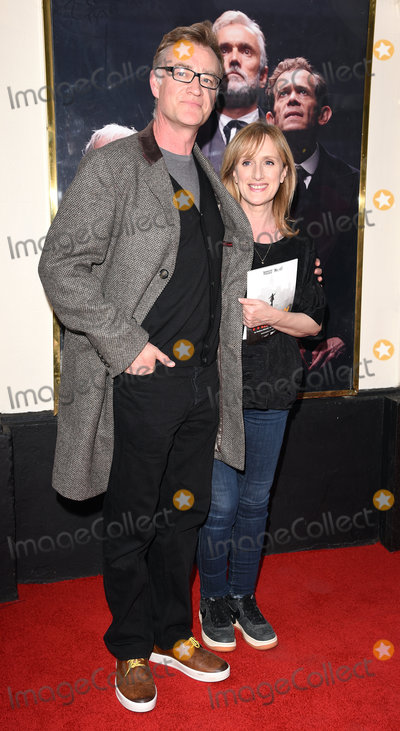 Photo - London UK Raymond Coulthard Jenna Russell at The Lehman Trilogy Press Night held at Piccadilly Theatre Denman Street London on Wednesday 22 may 2019  May 2019  Ref LMK392-J4931-230519Vivienne VincentLandmark Media WWWLMKMEDIACOM