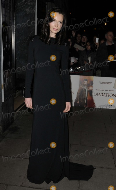 Anna Walton Photo - London UK Anna Walton at UK the Premiere of Deviation at the Odeon Covent Garden London 23rd February 2012Can NguyenLandmark Media