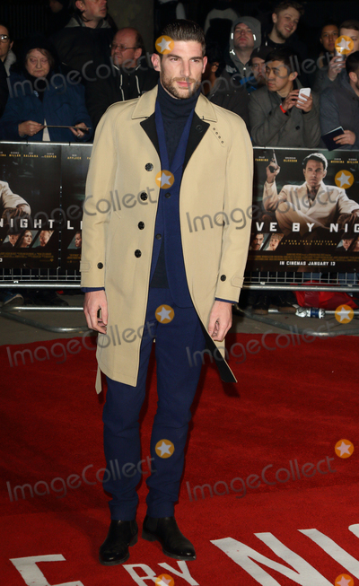 Ryan Barrett Photo - Live By Night European Premiere