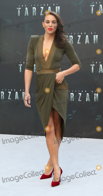 Photo - The Legend of Tarzan Premiere