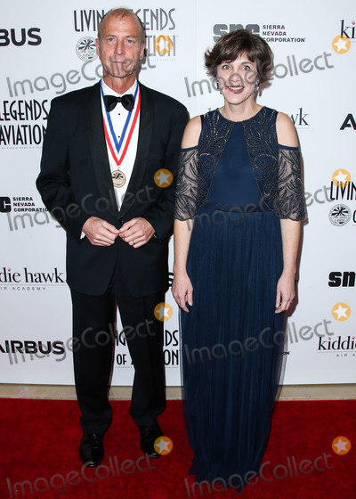 Photo - BEVERLY HILLS LOS ANGELES CA USA - JANUARY 18 Chief Executive of Airbus Tom Enders arrives at the 16th Annual Living Legends Of Aviation Awards held at The Beverly Hilton Hotel on January 18 2019 in Beverly Hills Los Angeles California United States (Photo by Xavier CollinImage Press Agency)