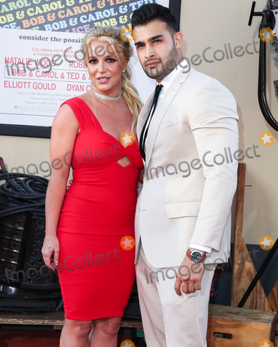 Photo - (FILE) Britney Spears Is Engaged to Sam Asghari After Nearly 5 Years Together
