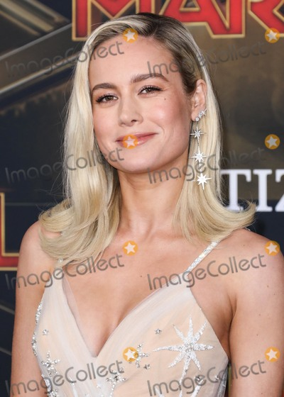 Photos From Los Angeles Premiere Of Marvel Studios 'Captain Marvel'
